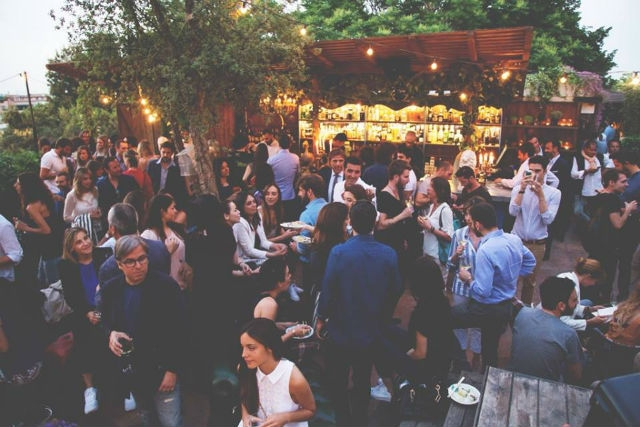 Rome 5 1 Open Air Aperitivo Spots To Try Vermouth Aperitivo
